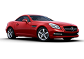 New Mercedes-Benz SLK in Houston